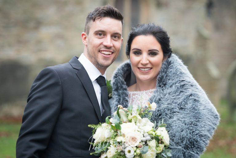 Natural wedding photography. Yorkshire wedding photographer