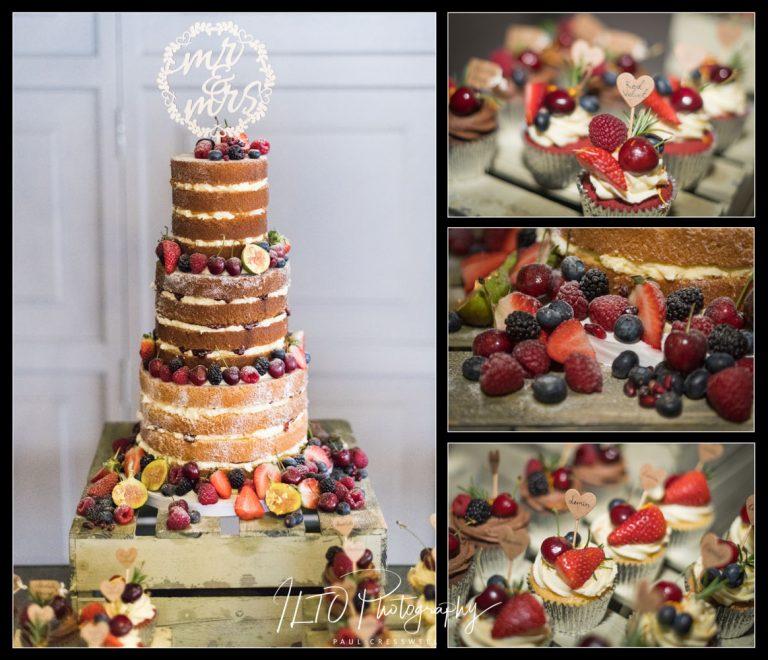 Wedding cake ideas. Leeds Wedding Photographer.
