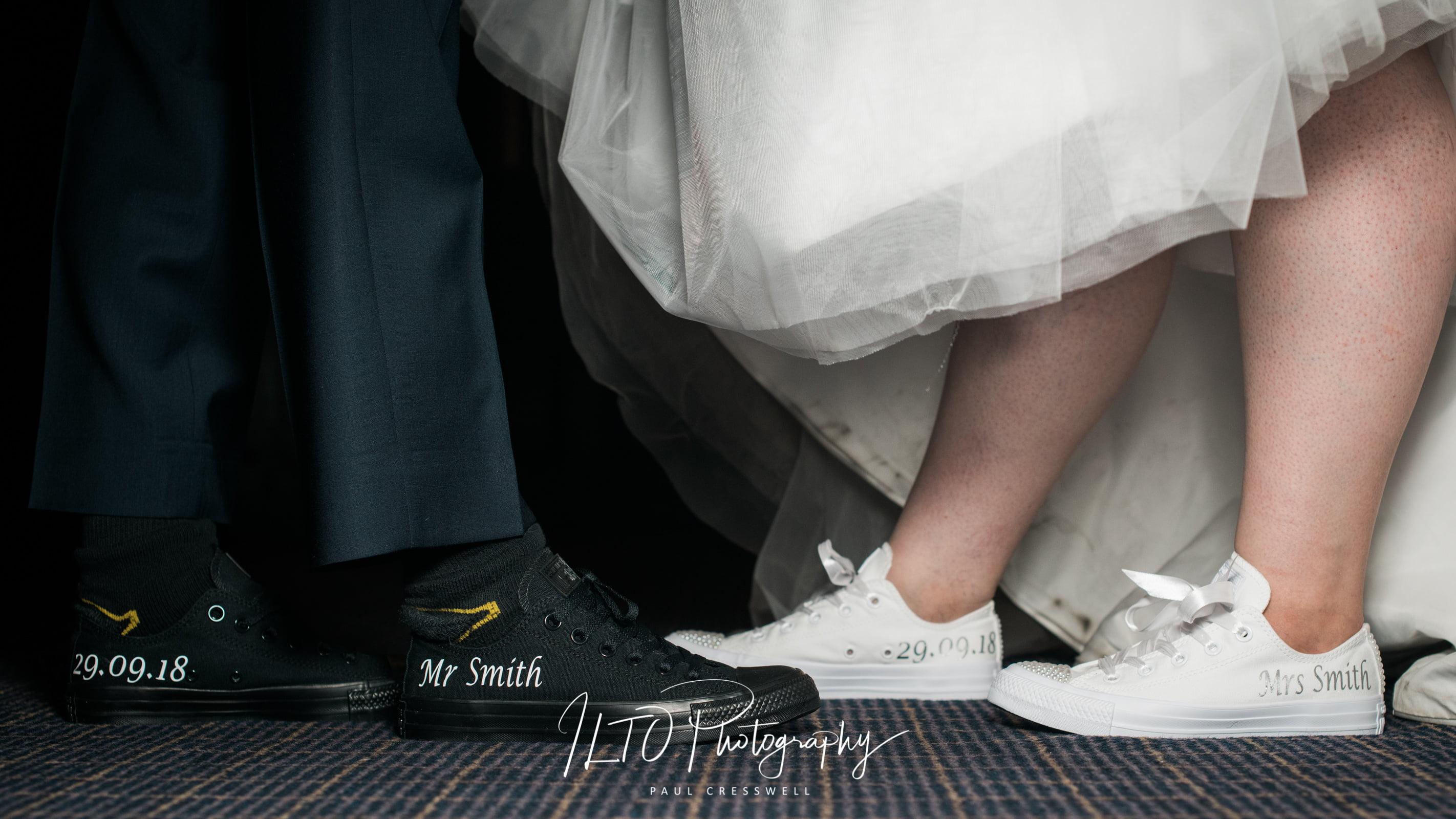 quirky wedding photos leeds otley chevin wedding