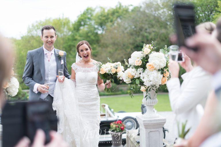 best reportage natural wedding photographer wakefield leeds yorkshire Woodlands Hotel