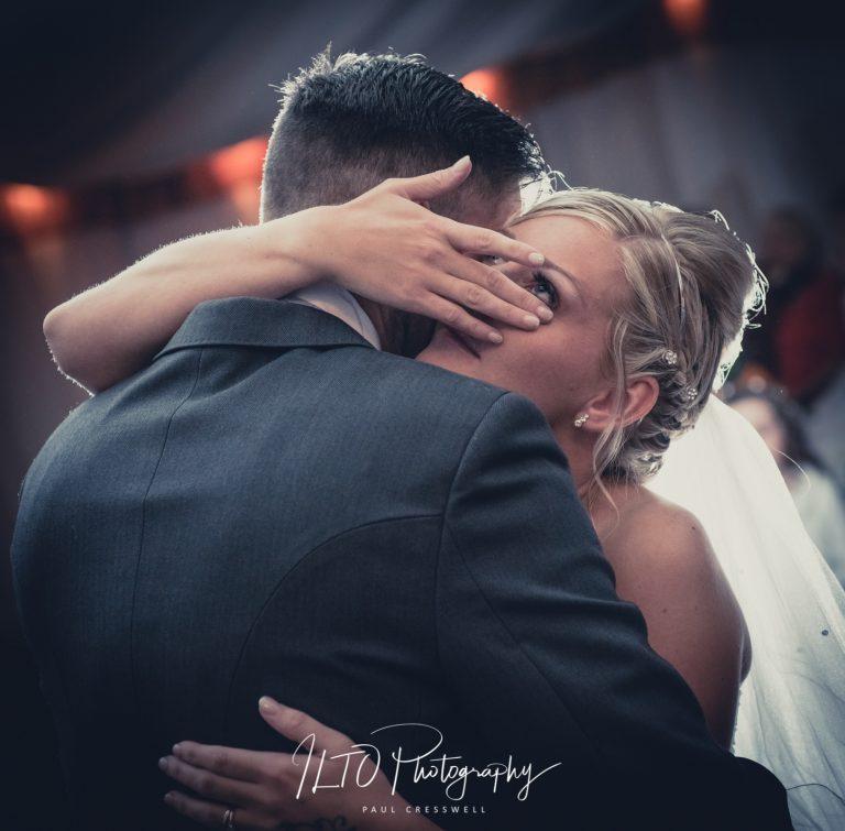 Leeds photographer creative wedding photo