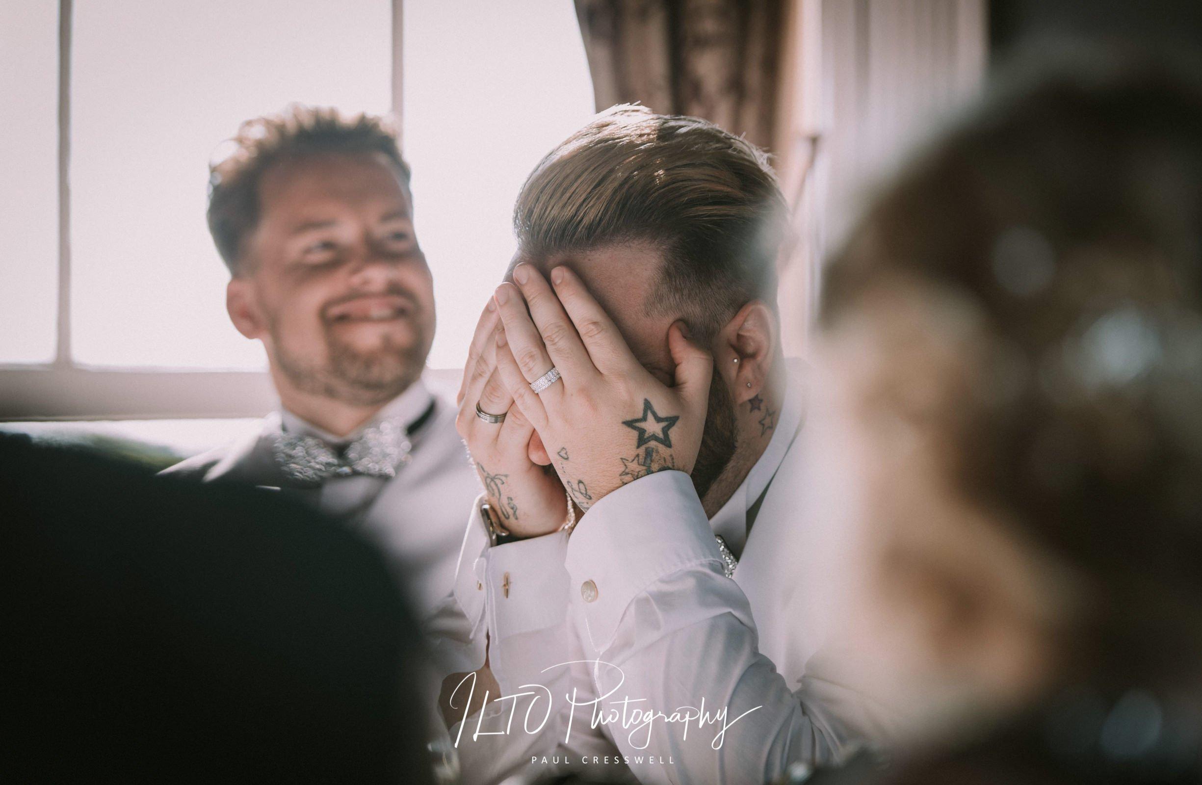 same sex wedding yorkshire photographer