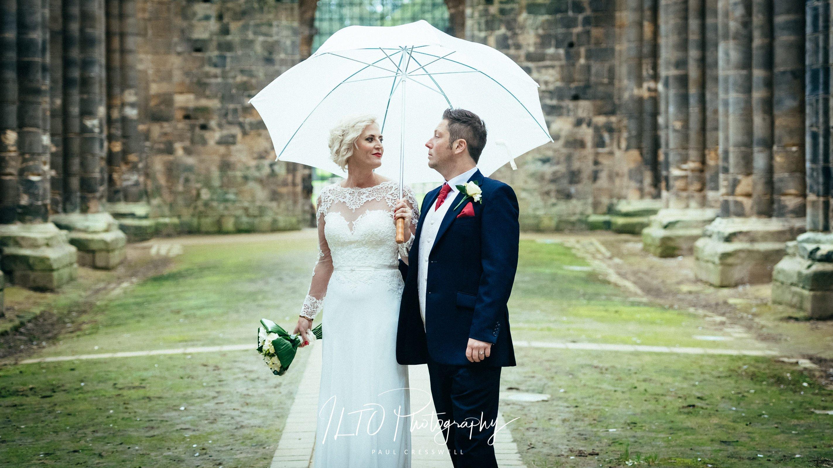 creative wedding photos Leeds