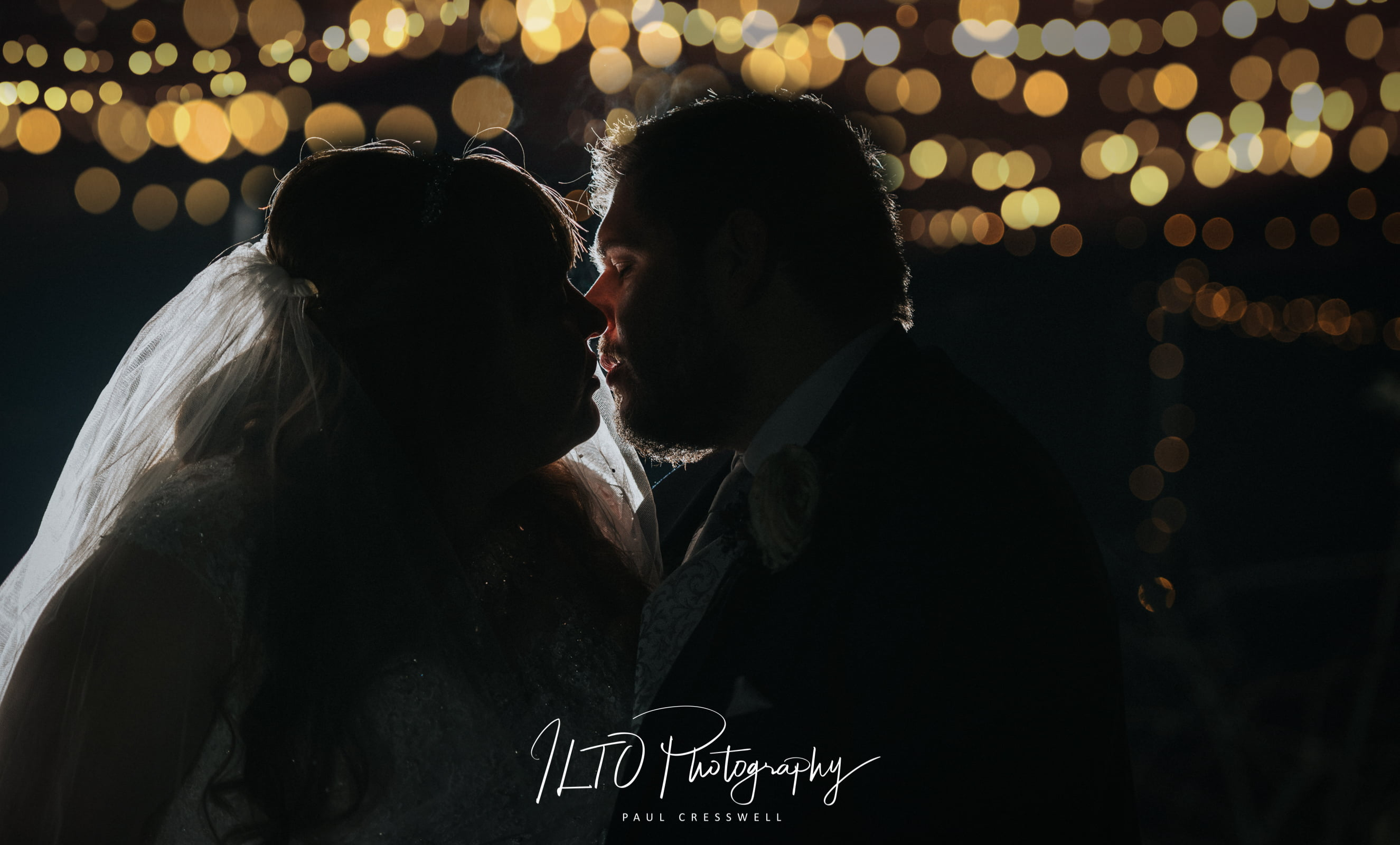 Yorkshire fine art wedding photo