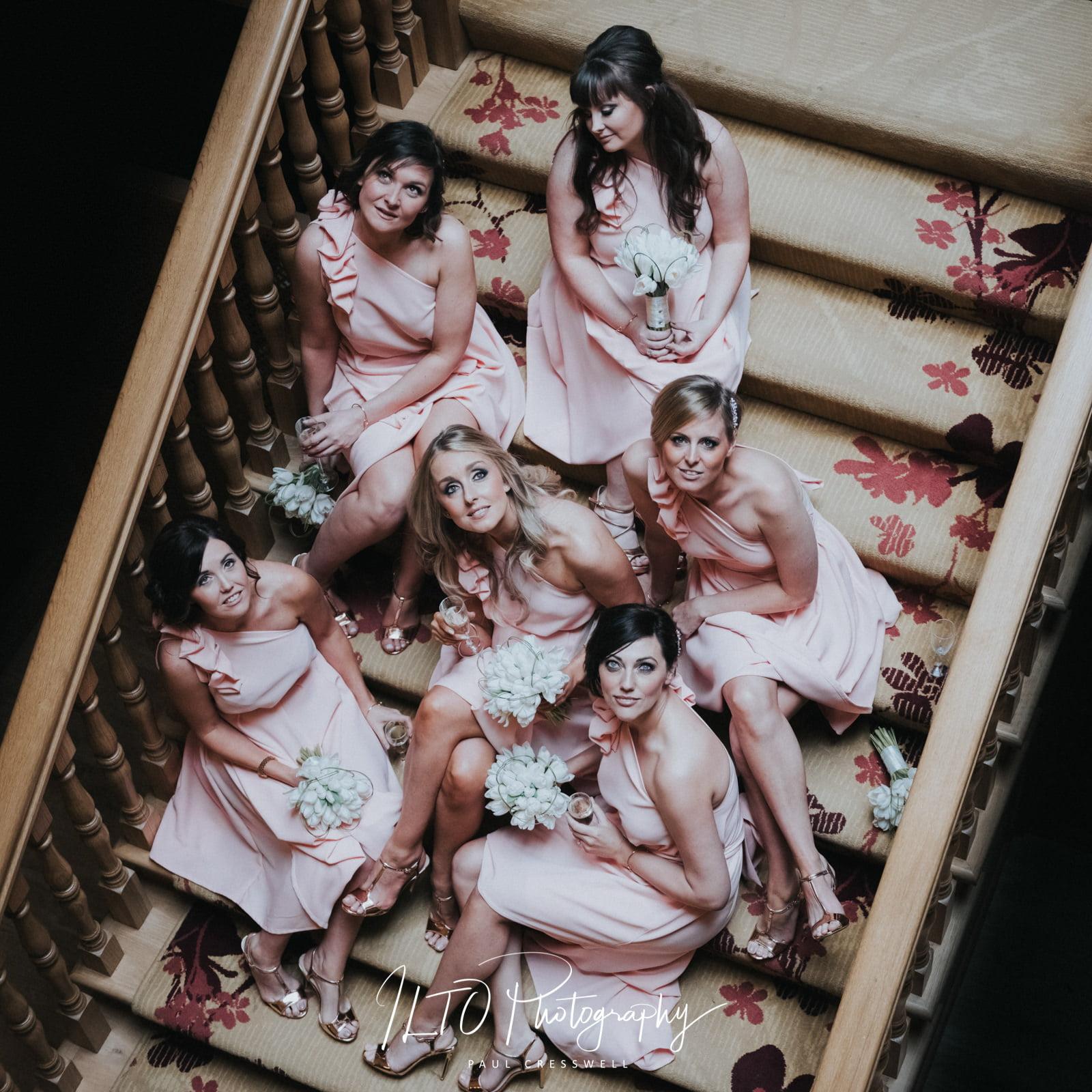 Fine art wedding photos Yorkshire wedding photographer