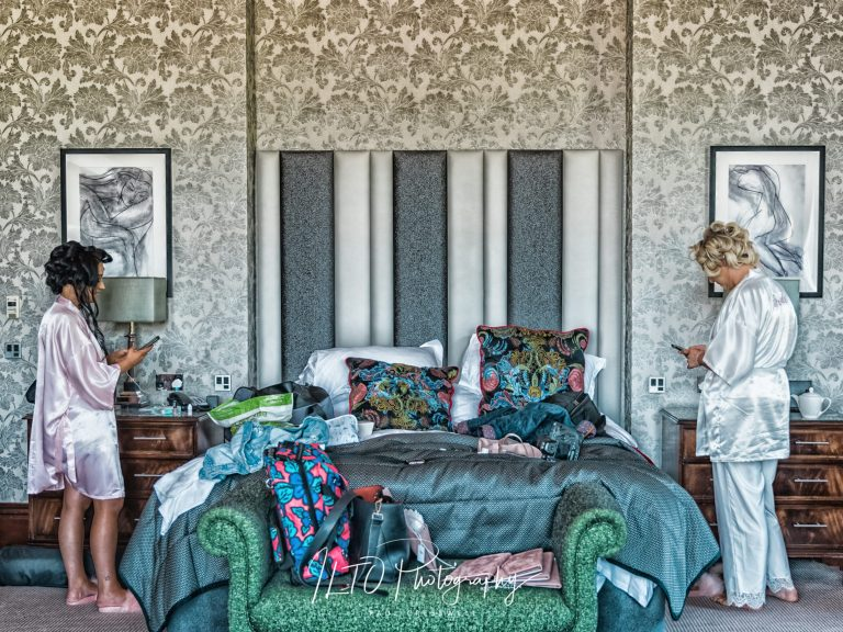 Wedding Portfolio, Oulton Hall, Bride Prep