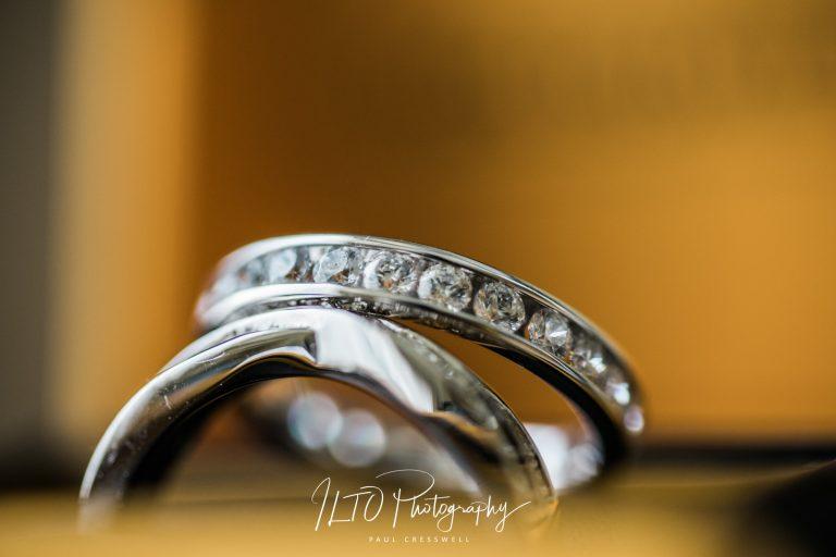 Wedding ring photographer Yorkshire Leeds Wakefield