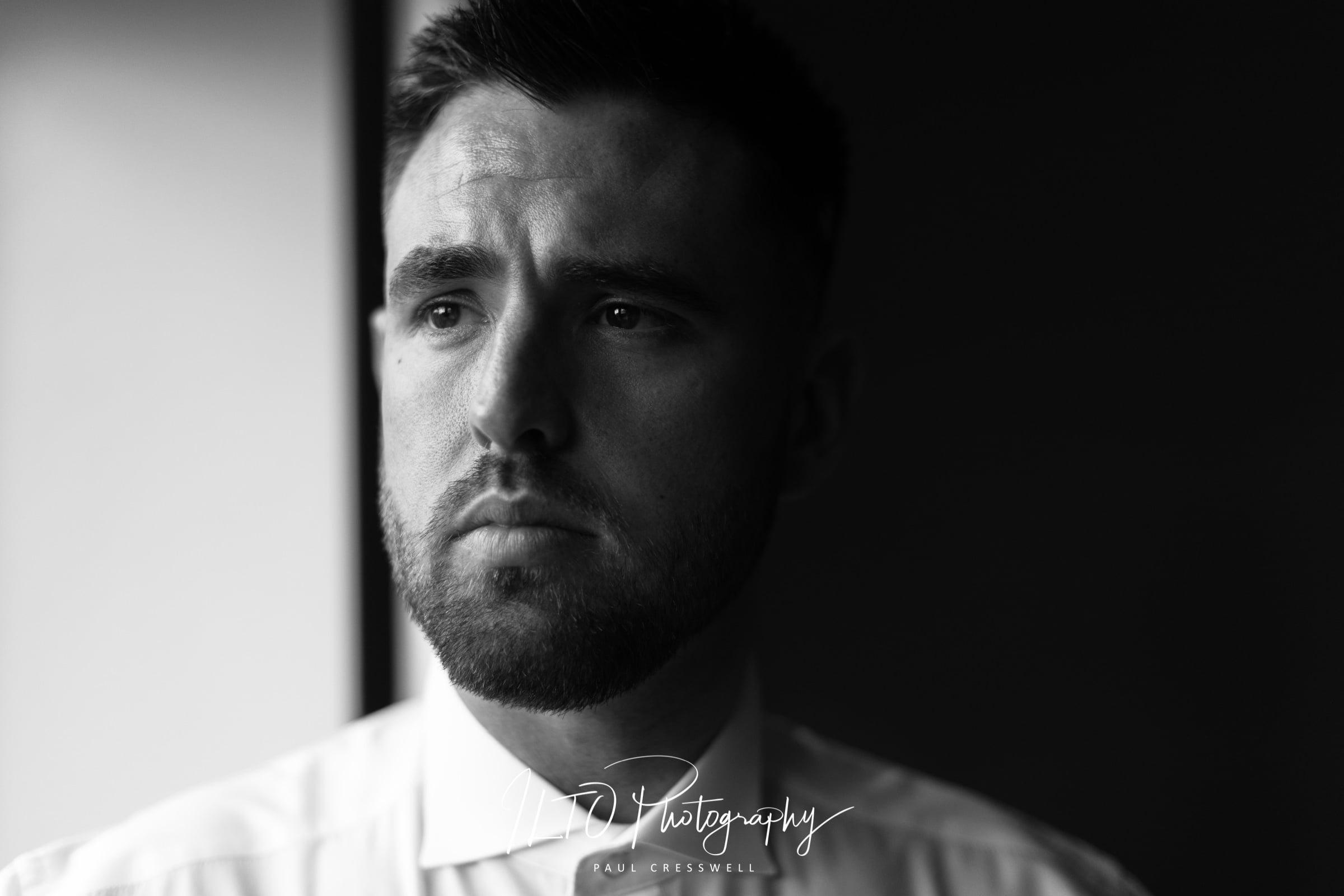 groom photo affordable modern Wedding photographer near me sheffield wakefield leeds