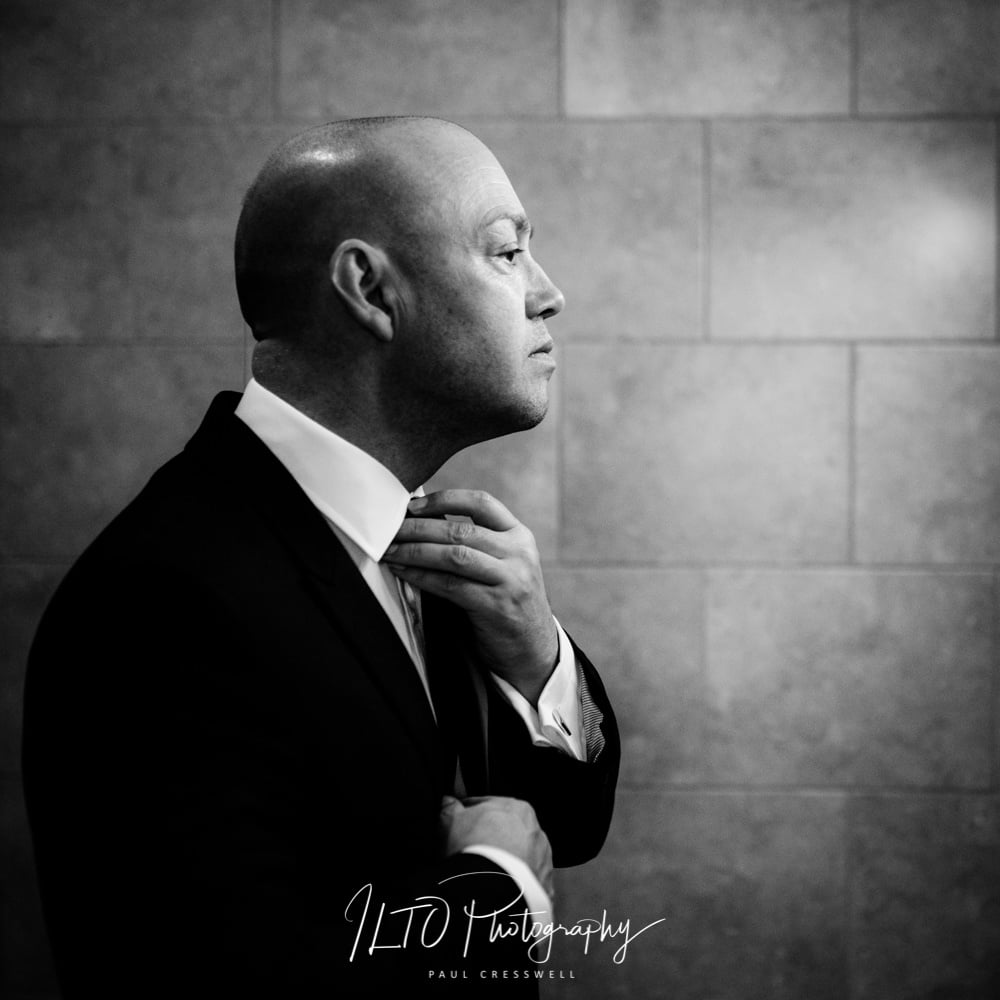Groom Prep Shots, Yorkshire Wedding Photographer