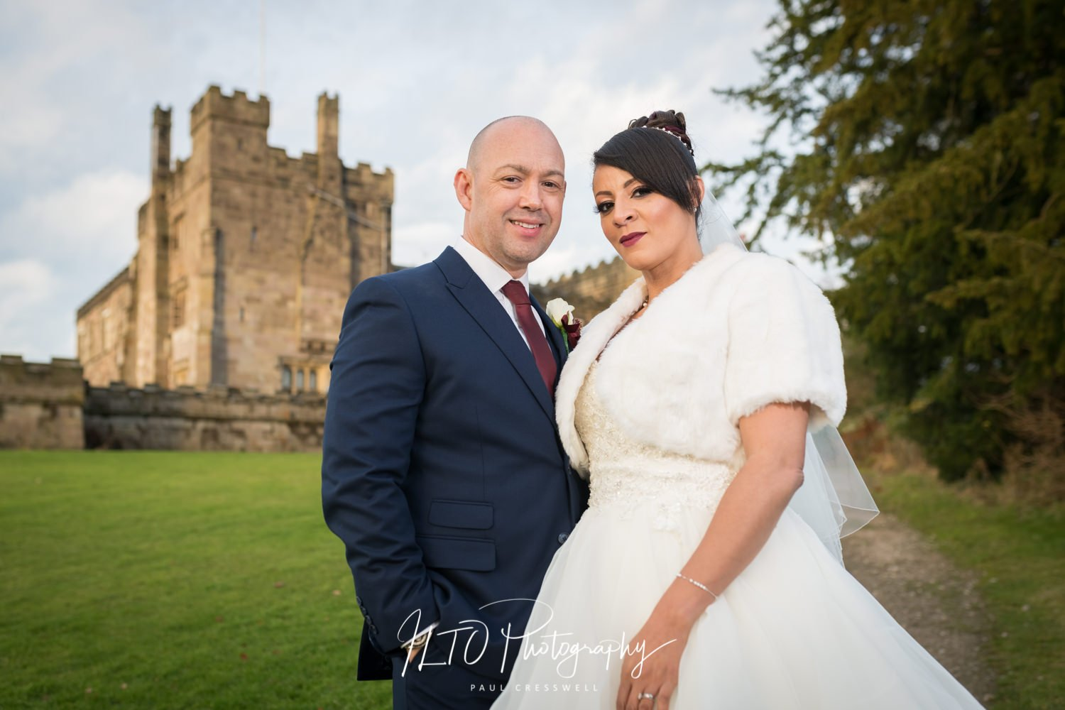 Ripley Castle, Yorkshire Wedding Photographer