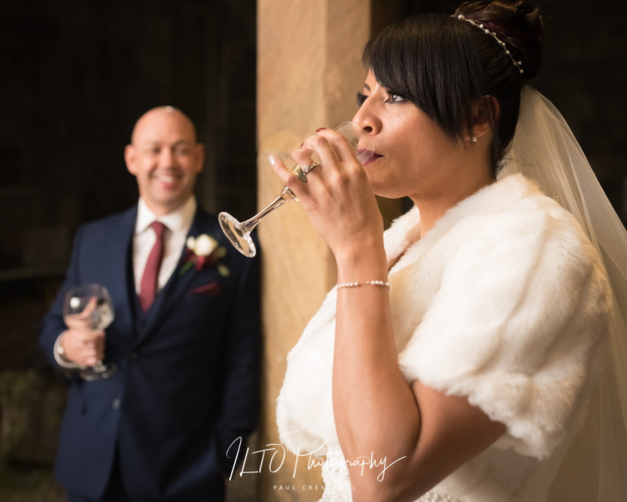 Ripley Castle Winter Wedding, 2019 Portfolio