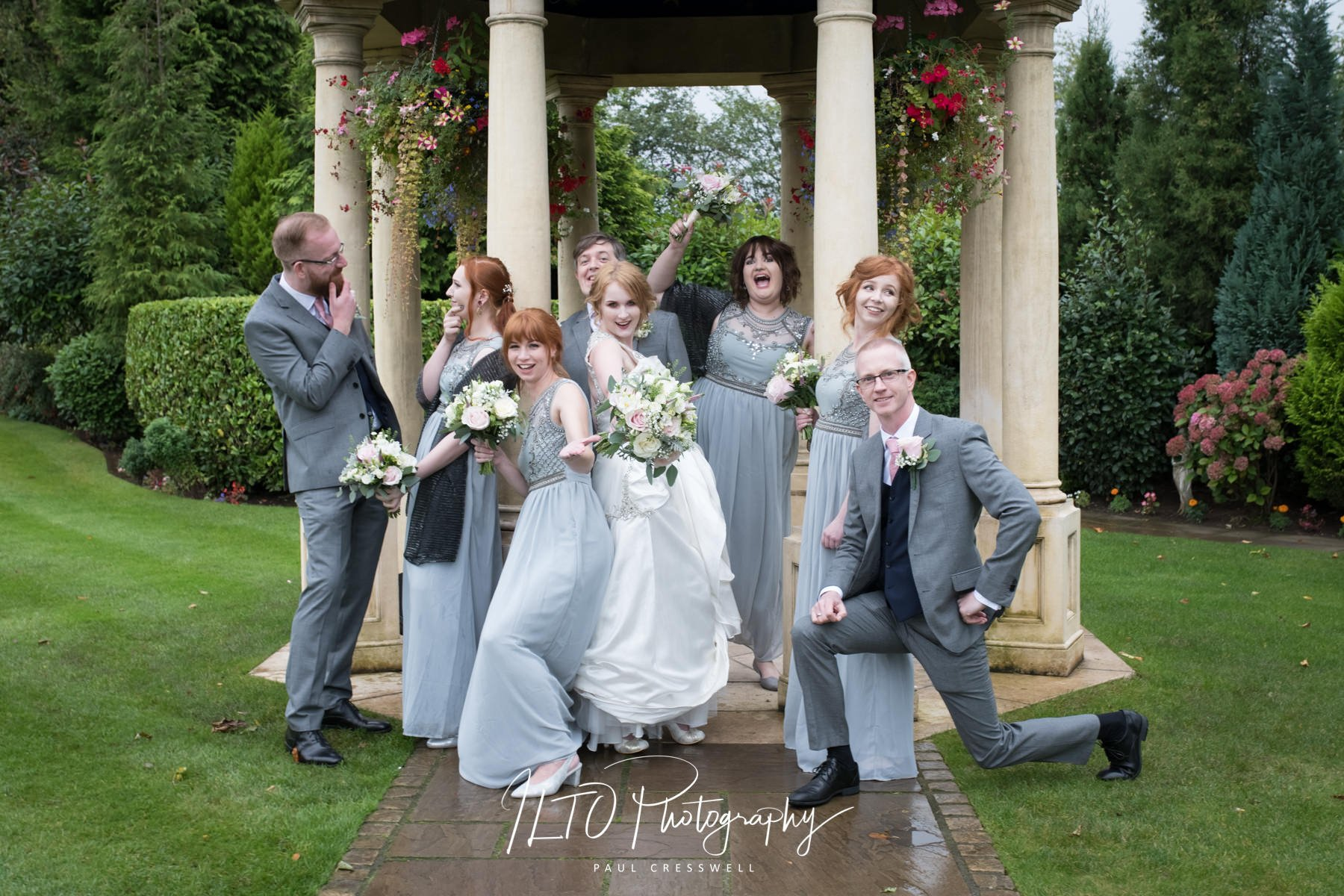 Creative Yorkshire Wedding Photographer