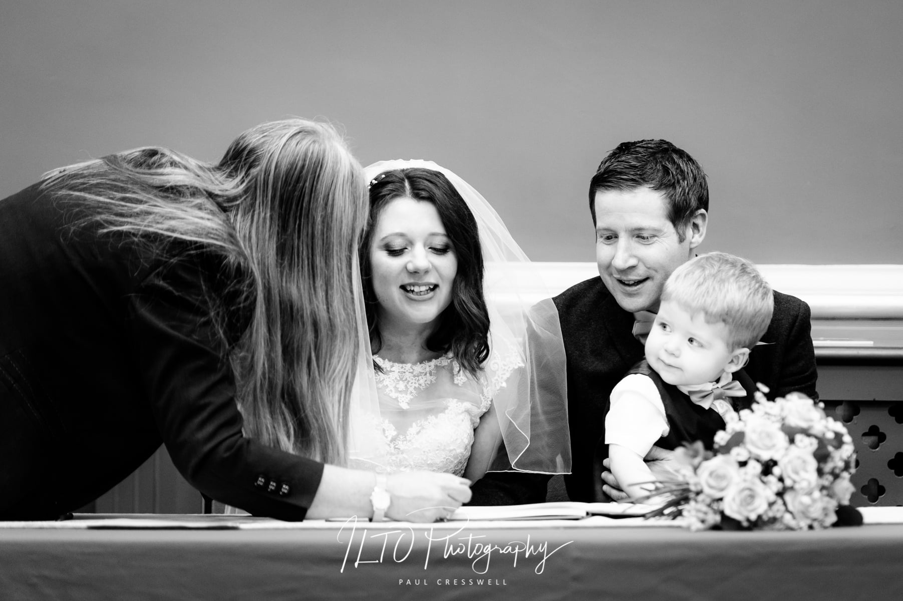 Leeds Town Hall Wedding Photographer