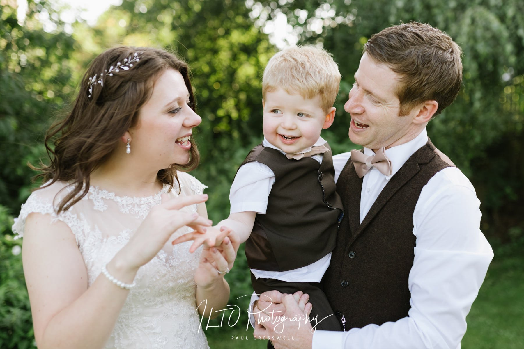 Family wedding photographer yorkshire wedding photographer