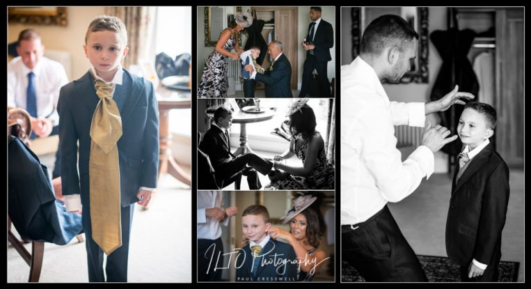 Paige boy wedding photographer, yorkshire based, ILTO Photography