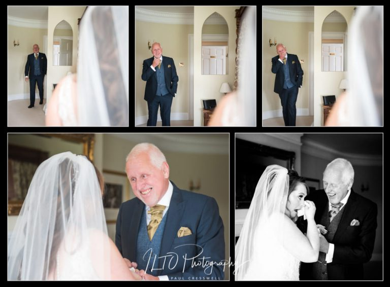 Father of the bride wedding photography ideas, Yorkshire wedding photographer