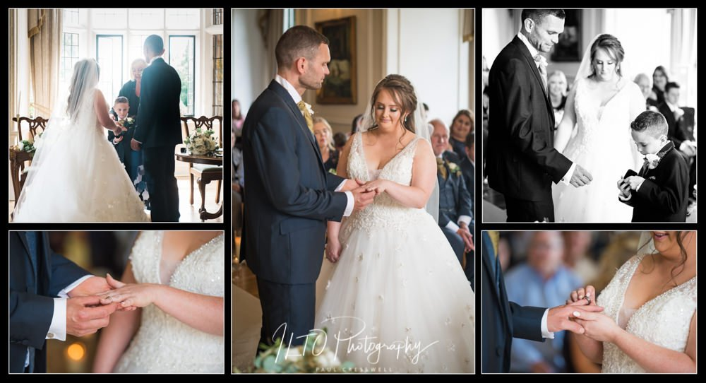 Wedding ceremony photography ideas, west yorkshire wedding photographer
