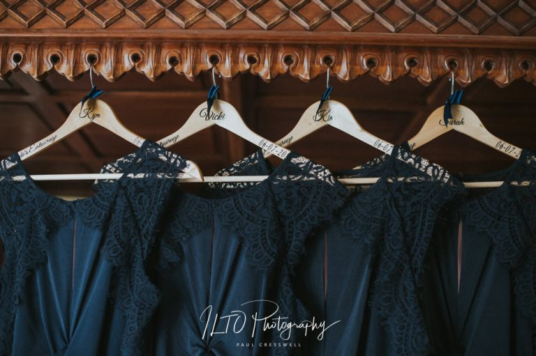 Bridesmaid dresses, yorkshire wedding photographer ILTO Photography