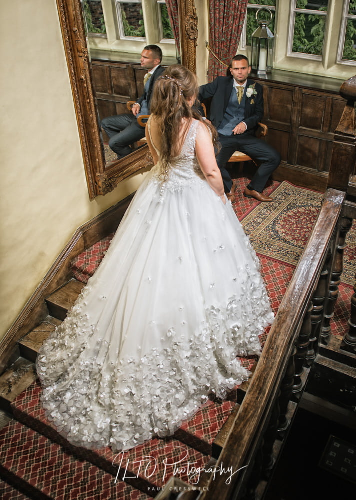 Wedding dress photography ideas, 2019 wedding portfolio, West Yorkshire wedding photographer