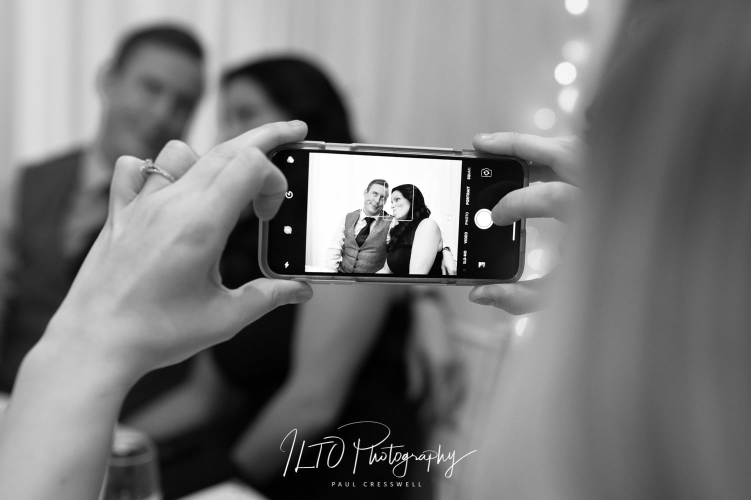 Funny wedding photographer, ILTO Photography, Yorkshire based
