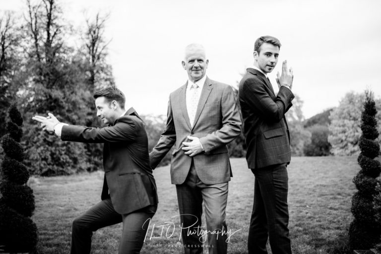 Creative funny wedding photography ideas, west yorkshire wedding photographer