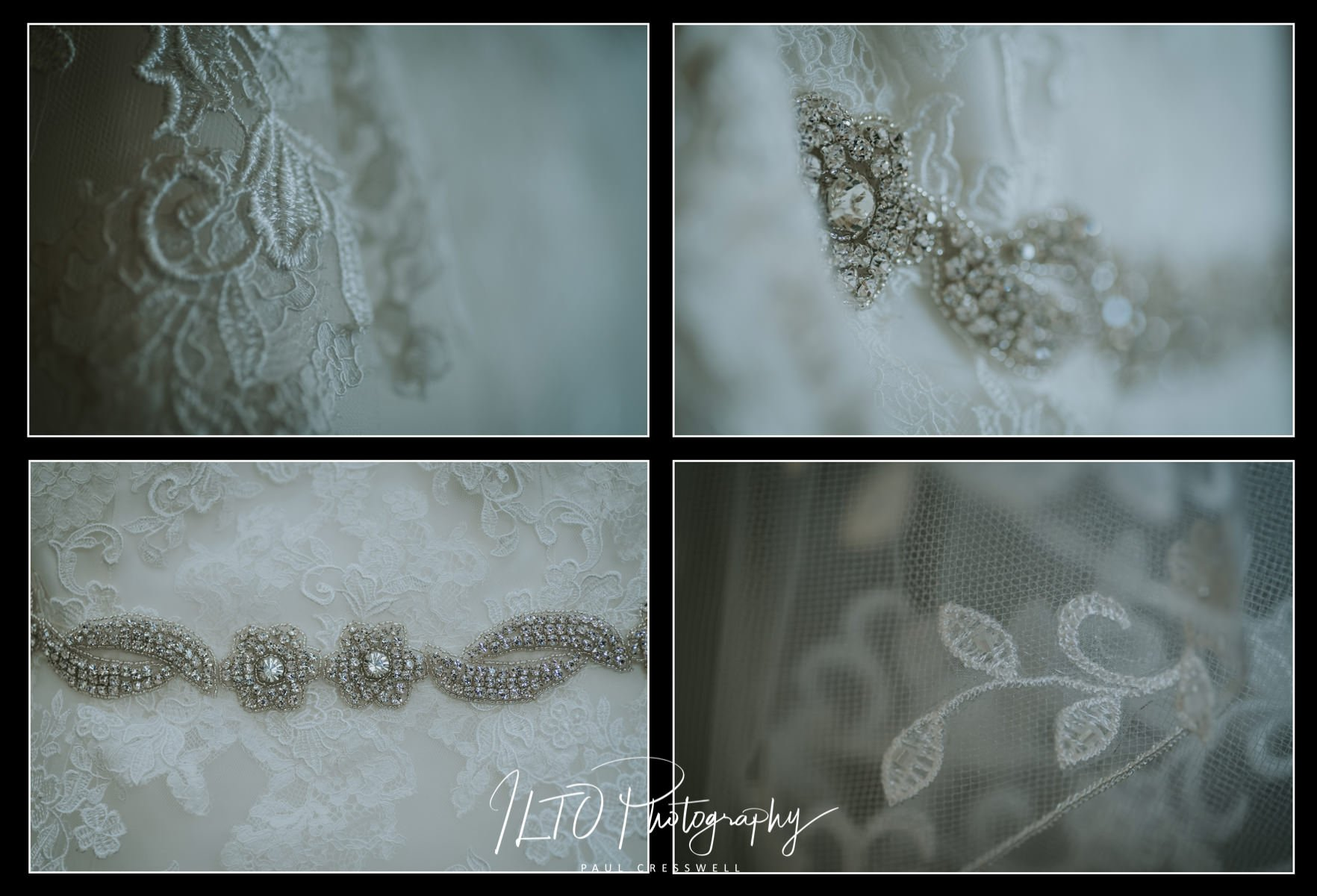 Wedding =ing dress detail ideas ILTO Photography
