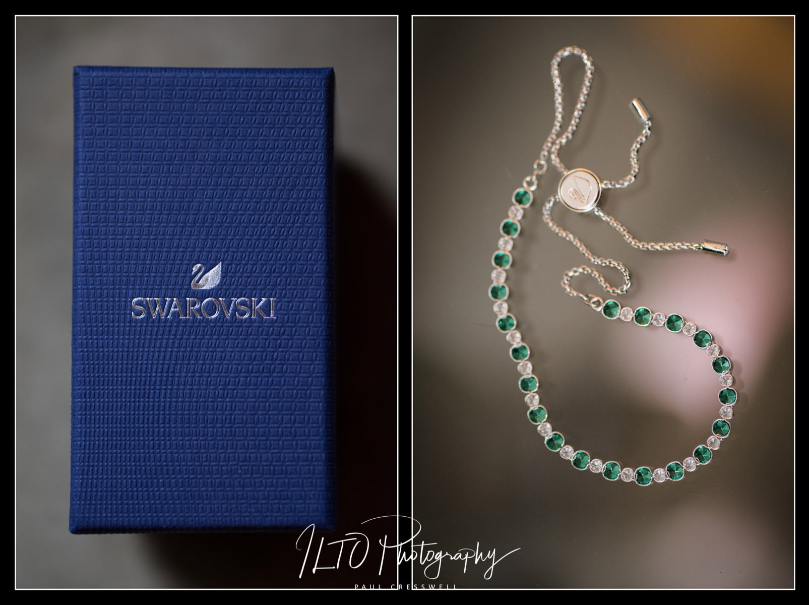 Swarovski Wedding Jewellery, Leeds Wedding Photographer