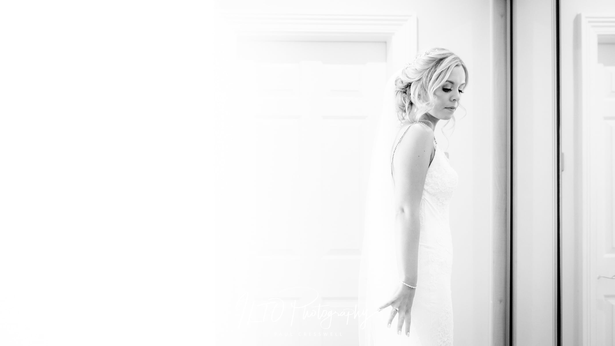 Modern beautiful wedding photography Leeds wedding photographer