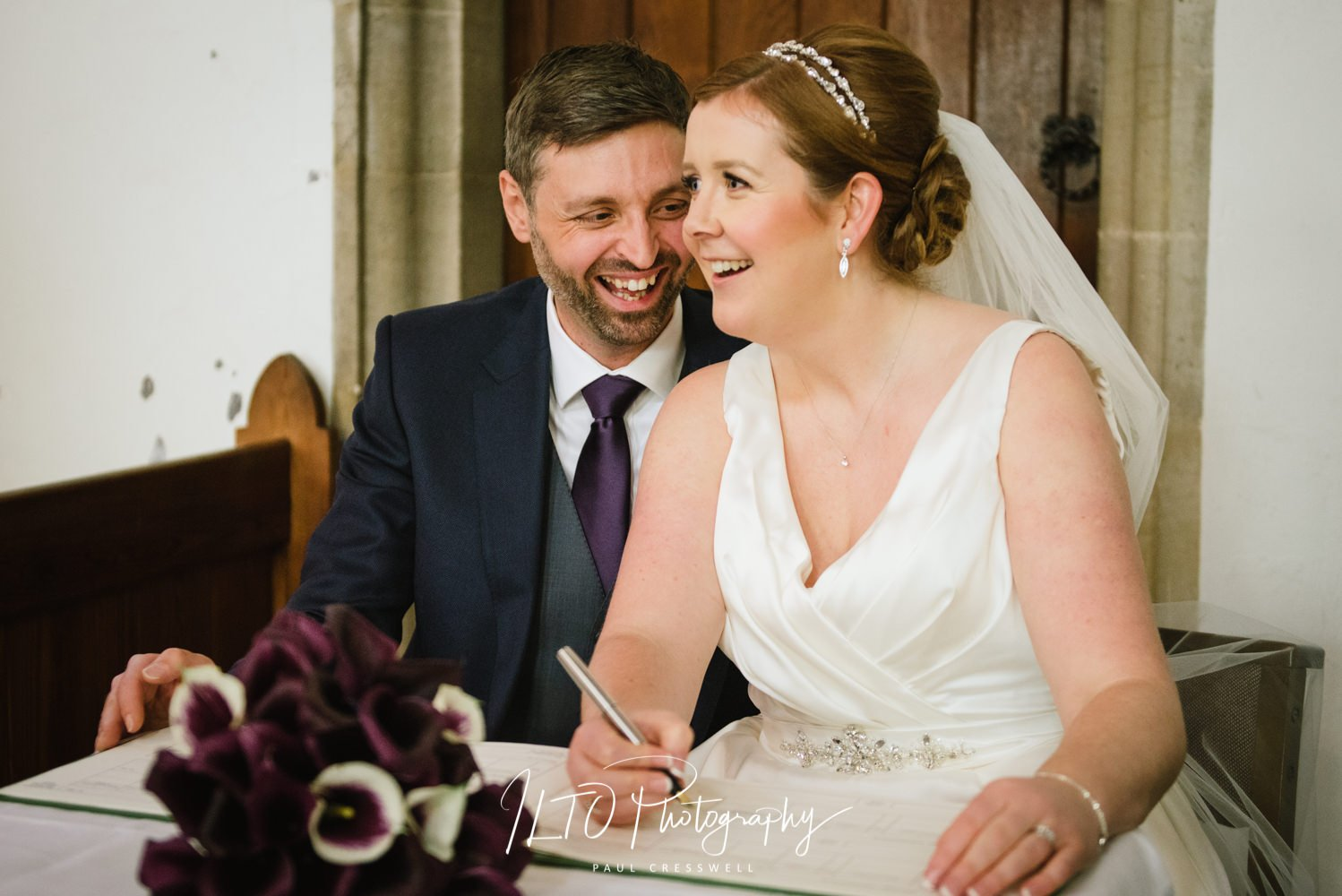 Affordable natural wedding photography west yorkshire