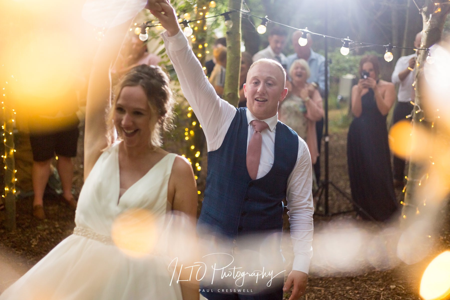 First dance wedding photography Yorkshire ILTO Photographer