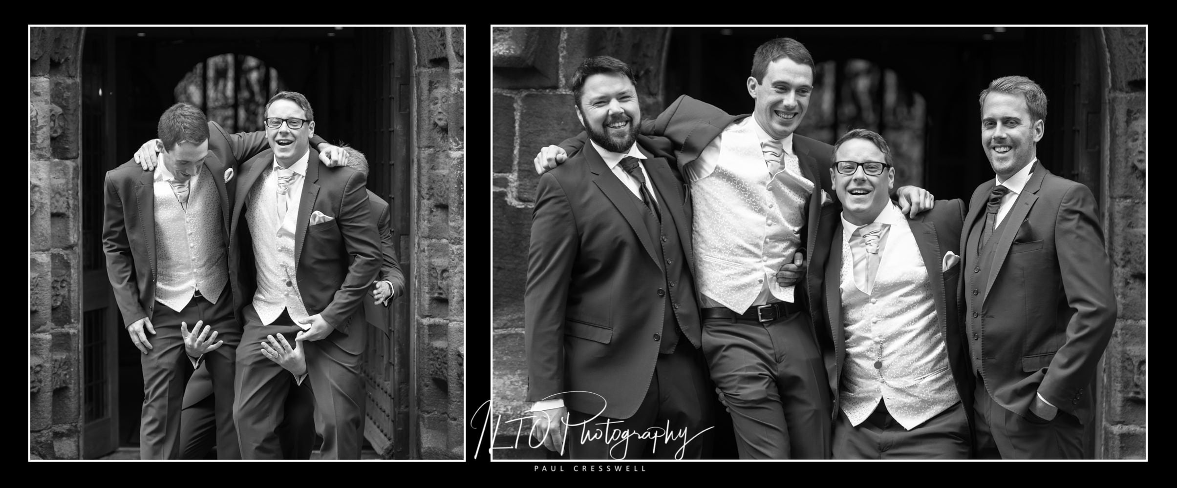 Relaxed wedding photography Leeds Yorkshire Pontefract wakefield