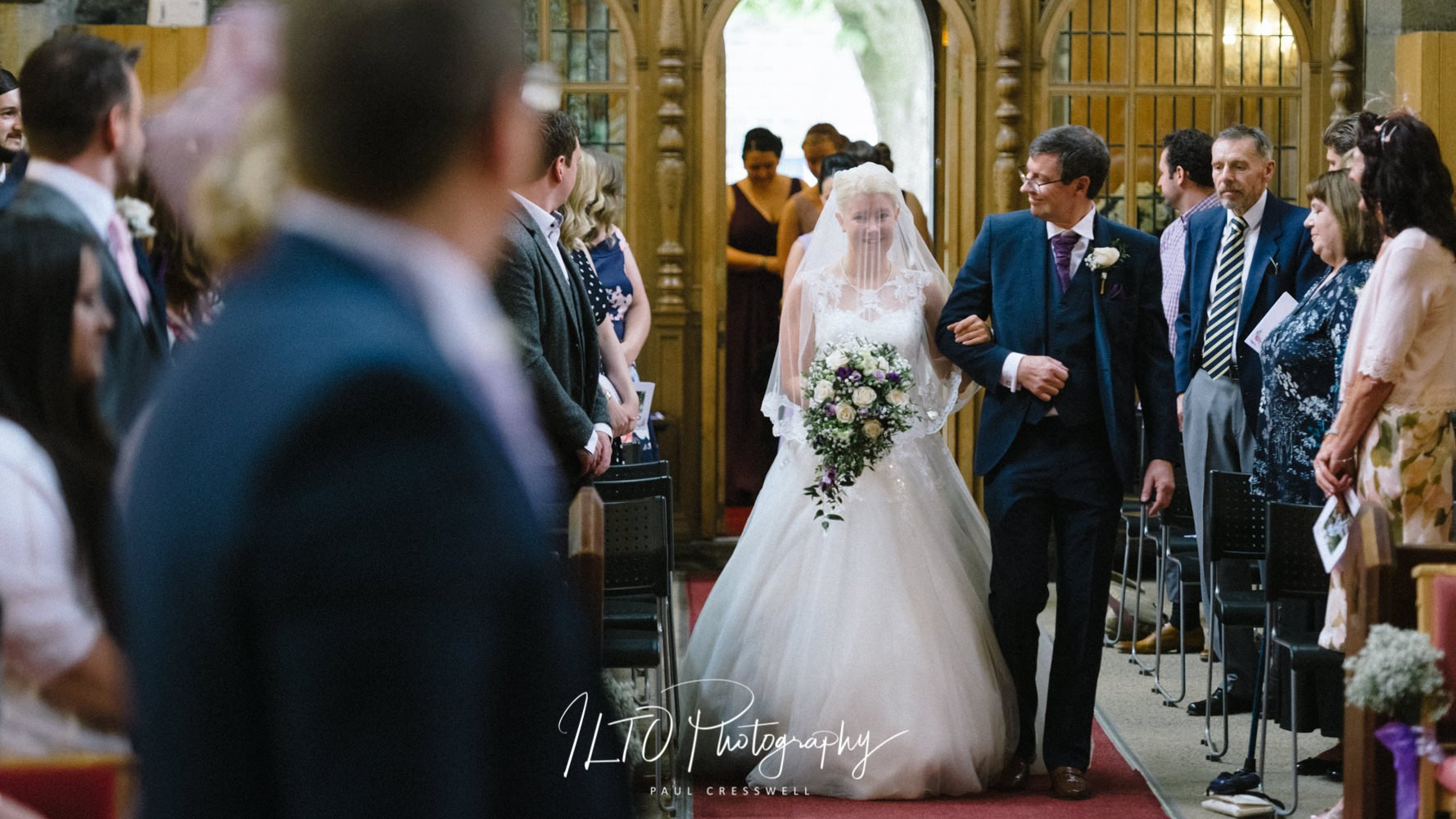 Classic affordable natural wedding photography