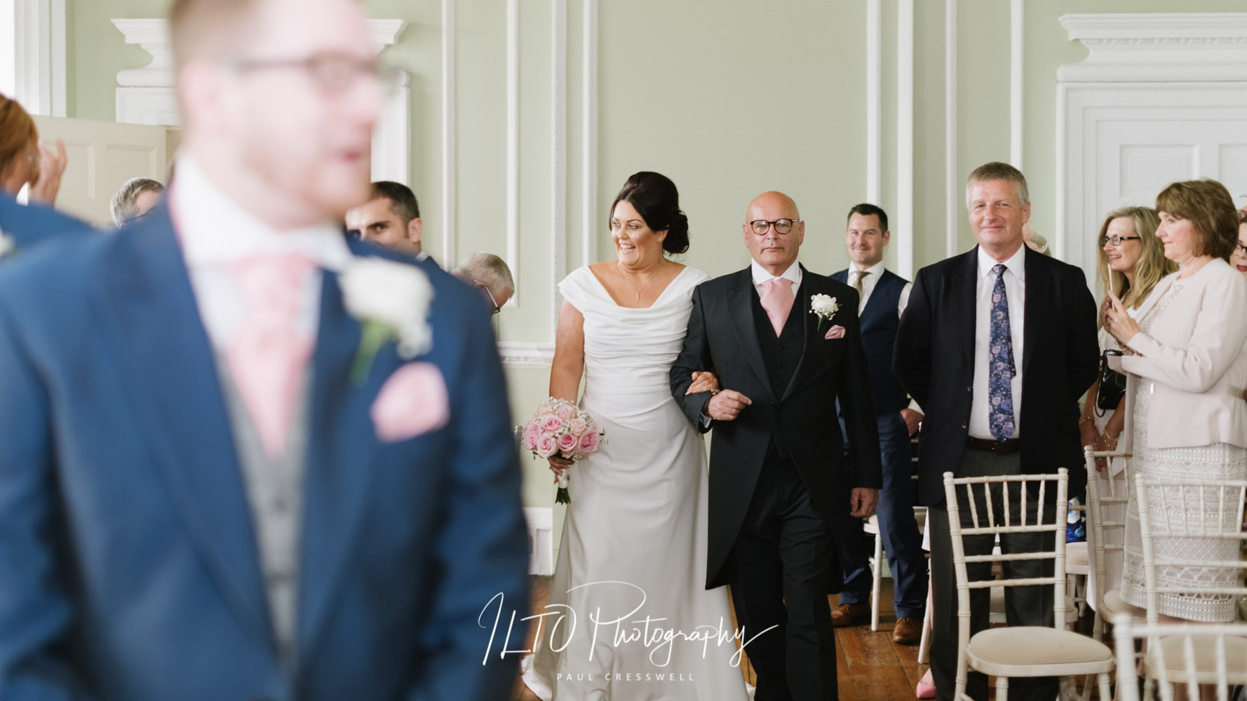Cusworth Hall wedding photographer Doncaster affordable