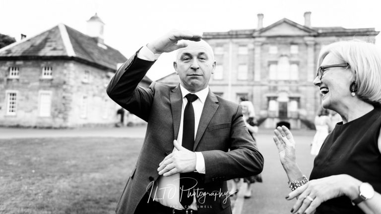 Reportage funny wedding photography doncaster south yorkshire