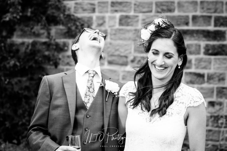 Relaxed natural real wedding photography photographer yorkshire