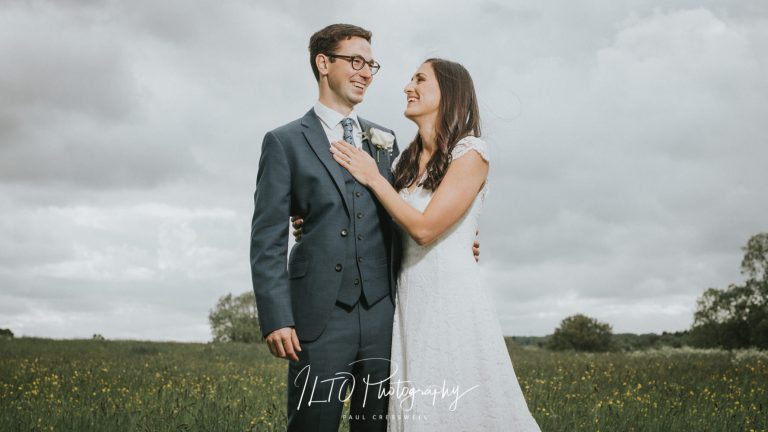 Elegant natural wedding photography Yorkshire