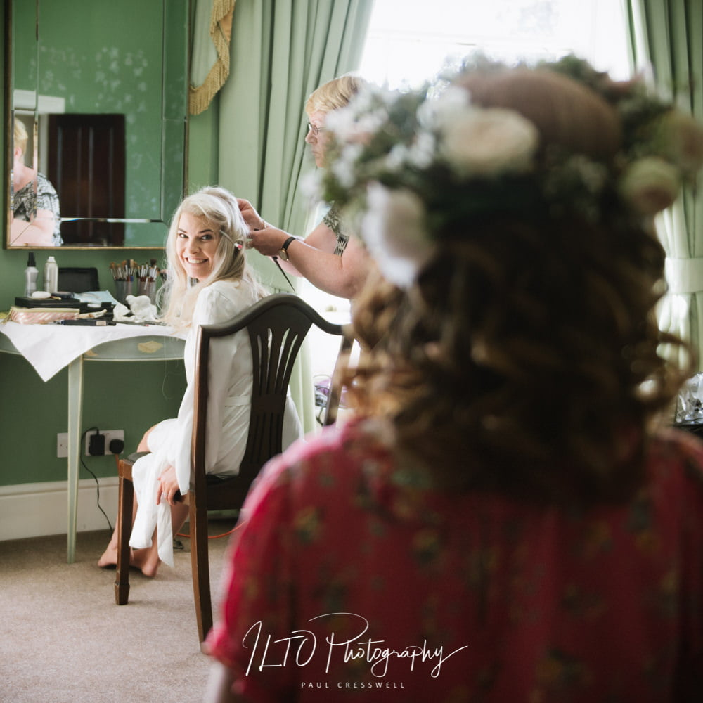 Elegant affordable natural wedding photography Yorkshire