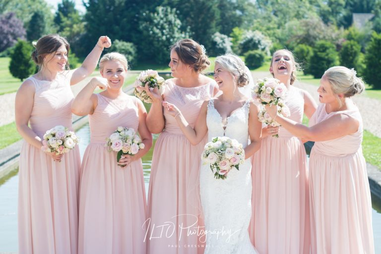 Natural affordable wedding portfolio wedding photographer Yorkshire